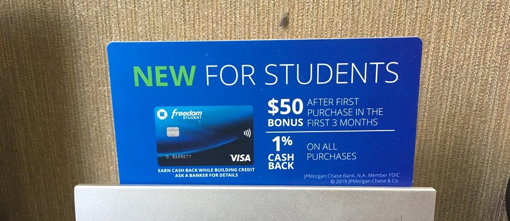 Chase Freedom Student Card – Should I Get It?