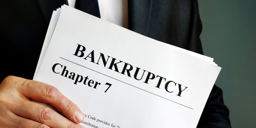 Is Bankruptcy An Option?